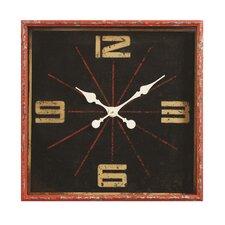 "Oversized 23"" Wall Clock"