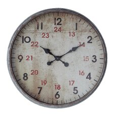 "Oversized 26.5"" Wall Clock"