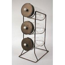 4-Piece Decorative Container Set