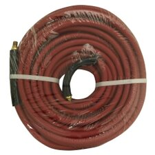 "50-Foot (3/8"") 200 PSI Rubber Hose"