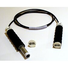 Rubber Weigh-To-Jump Rope