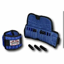 <strong>All Pro Exercise Products</strong> 4 lbs Adjustable Wrist Weights (Set of 2)