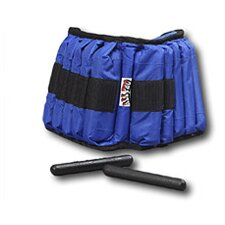 <strong>All Pro Exercise Products</strong> 20 lbs Adjustable Ankle Weight