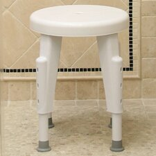 Non-Rotating Adjustable Shower Chair