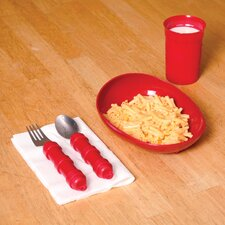 Dinnerware Basic Eating and Drinking Aids Set