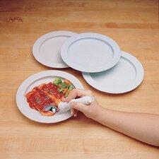Inner Lip Plate Eating Aid