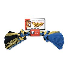 <strong>Mammoth Pet Products</strong> Cotton Blend Rope Bone Dog Toy in Multi