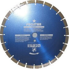 "<strong>Prostar Equipment</strong> 7"" Wet and Dry Cut Diamond Blade"