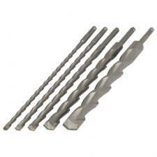 "5 Piece 12"" Long SDS Masonry Bit Set"