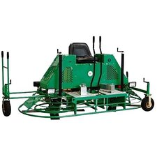 "Twin 48"" Ride-On Power Trowel"