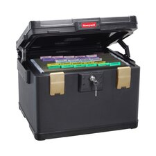 Legal Size Waterproof 1 Hour Fire File Molded Chest 1.1 CuFt