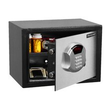 <strong>Honeywell</strong> DOJ Approved Steel Security Safe Digital Lock .50 CuFt.
