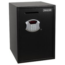 Dial Lock Security Safe with Depository Slot 2.81 CuFt