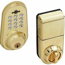 Digital Lock and Deadbolt with Remote