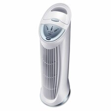 Three-Speed Quietclean Tower Air Purifier
