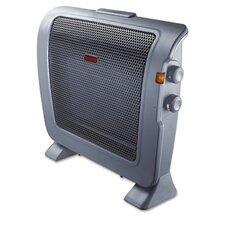 <strong>Honeywell</strong> Bionaire Micathermic Element Console 1,500 Watt Compact Space Heater