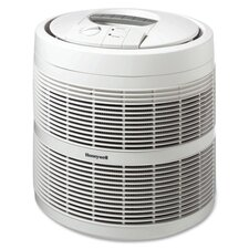 "<strong>Honeywell</strong> Enviracaire HEPA Air Purifiers, 3-Speeds, 475 Sq Ft. Cap., 18""x18""x19-9/16"", White"