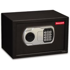 Digital Lock Steel Security Safe 0.35 CuFt