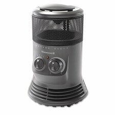 <strong>Honeywell</strong> 1,500 Watt Mini-Tower Space Heater