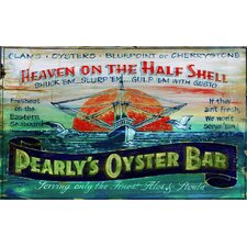 Pearly's Oyster Wall Art