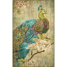 Susanne Nicoll Peacock Wall Art