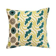 James Tapestry Cotton Twill Pillow
