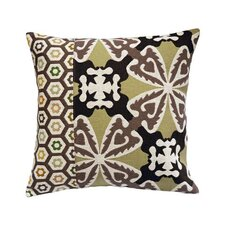 Andrew Tapestry Cotton Twill Pillow