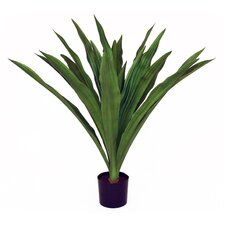 Artificial Yucca Elephant Floor Plant