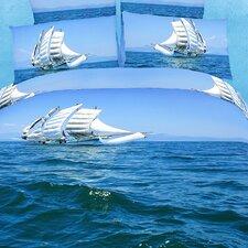 Bon Voyage Duvet Cover Set