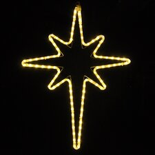 <strong>Holiday Lighting Specialists</strong> Small Star of Bethlehem LED Lights