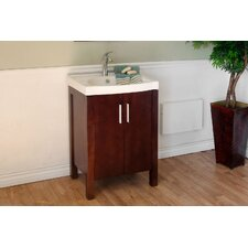"<strong>Bellaterra Home</strong> Berman 24"" Single Vanity Set"