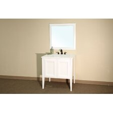 "<strong>Bellaterra Home</strong> Fairbanks 33.5"" Single Vanity Set"