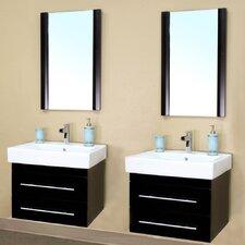 "Pickering 49"" Double Bathroom Vanity Set"