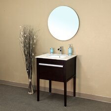 "<strong>Bellaterra Home</strong> Kirkwood 26"" Single Vanity Set"