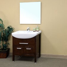"Preston 30"" Single Bathroom Vanity Set"
