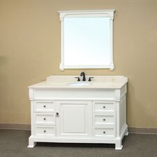 "<strong>Bellaterra Home</strong> Kendall 60"" Single Vanity Set"