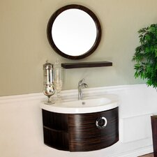 "<strong>Bellaterra Home</strong> Huntington 34"" Single Vanity Set"