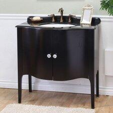 """Colfax 37"""" Single Bathroom Vanity Set"""