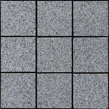 "Granite 11.75"" x 11.75"" Interlocking Deck Tiles in Dark Gray"