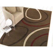 Sincerity Modern Taupe Rug
