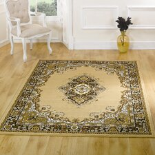 Element Lancaster Beige Contemporary Rug