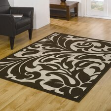 Element Warwick Beige / Brown Contemporary Rug
