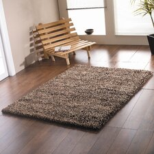 Lakeland Kensington Chocolate Shag Contemporary Rug