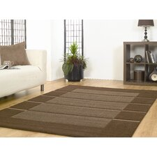 Visiona Soft Brown Contemporary Rug