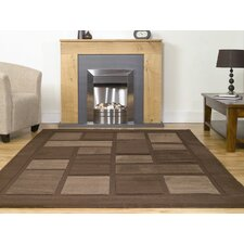 <strong>Home Essence</strong> Visiona Soft Brown Contemporary Rug/Runner
