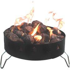 Steel Gas Fire Ring