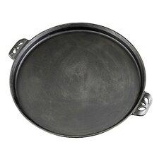 "14"" Cast Iron Pizza Pan"