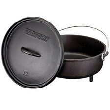 "<strong>Camp Chef</strong> Classic 12"" Dutch Oven"