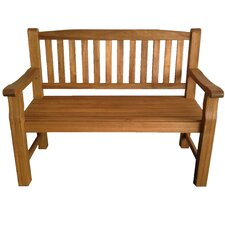 Turnbury 2 Seater Bench in Natural