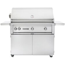 "42"" Sedona Built-In ProSear Gas Grill with Rotisserie"